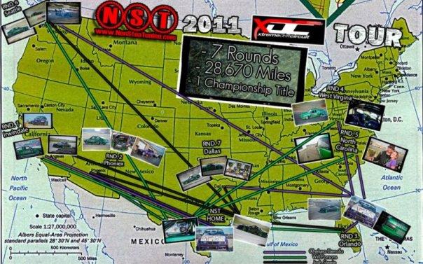 NST 2011 XDC Champs