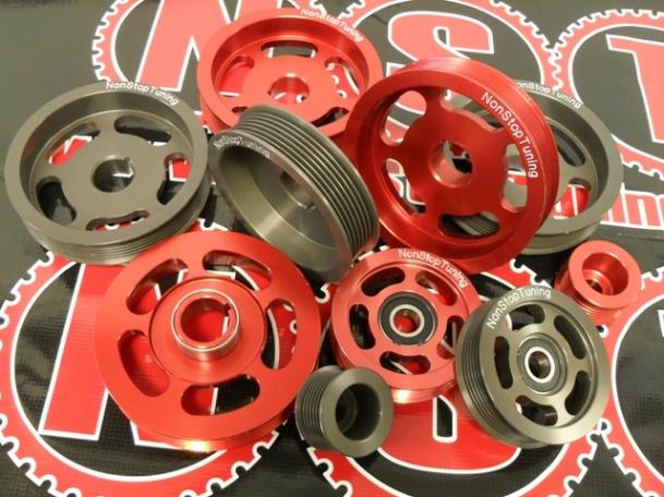 NST K20 Pulleys - 2