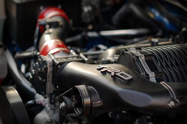 Toyota 1GR TRD Supercharger