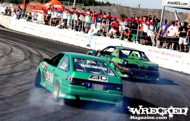 NST Drift Team, AE86, S13