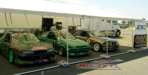 NST Drift Team