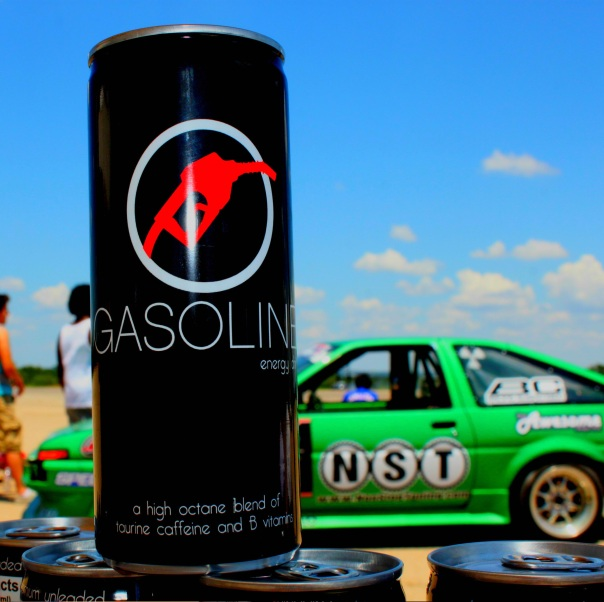 Gasoline Energy Drink