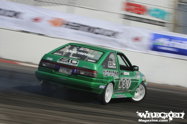 Will Parsons NonStopTuning AE86