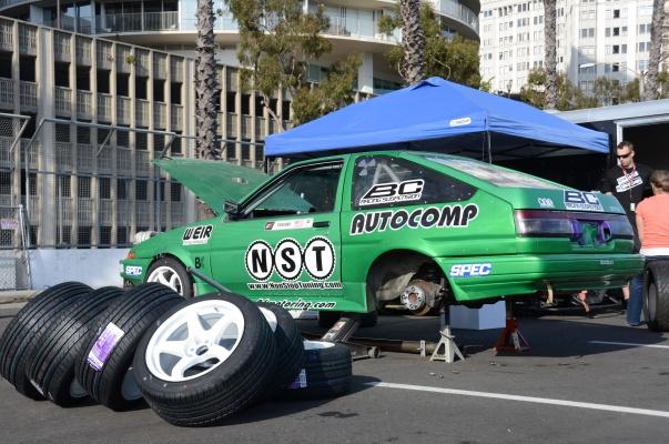 NonStopTuning AE86 - 2013 Formula Drift