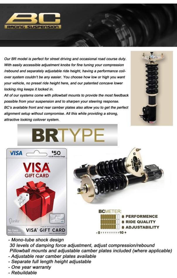 BC BR KIT NST GIFT CARD