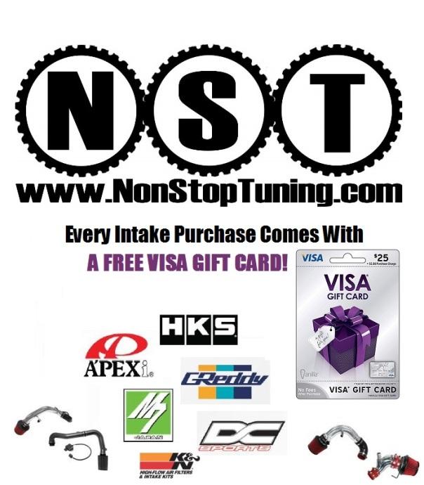 NST Intake Gift Card