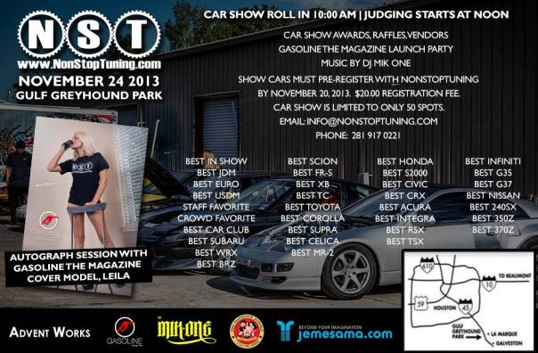 NonStopTuning Car Show