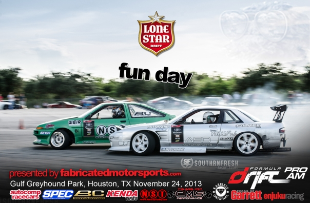 Lone Star Drift Fun Day