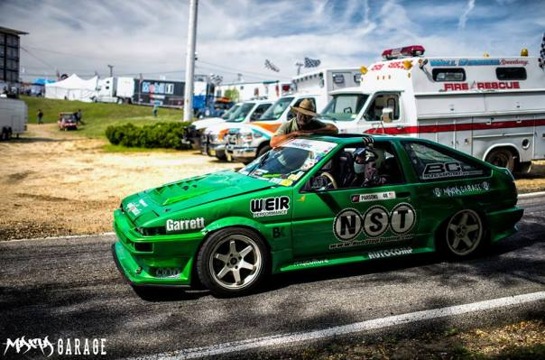 Will Parsons NST AE86 - FD New Jersey