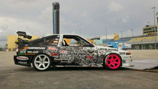 Taka Aono NST AE86 - FD Miami