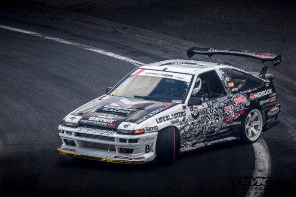 Taka Aono NST AE86 - FD New Jersey
