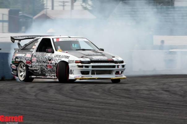 Taka Aono NST AE86 - FD Seattle