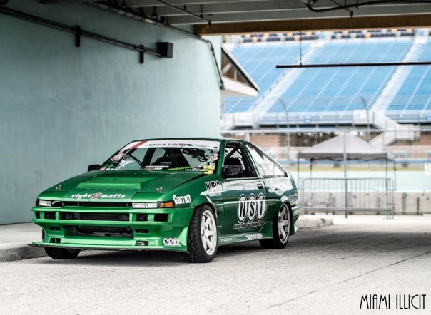 Will Parsons NST AE86 - FD Miami