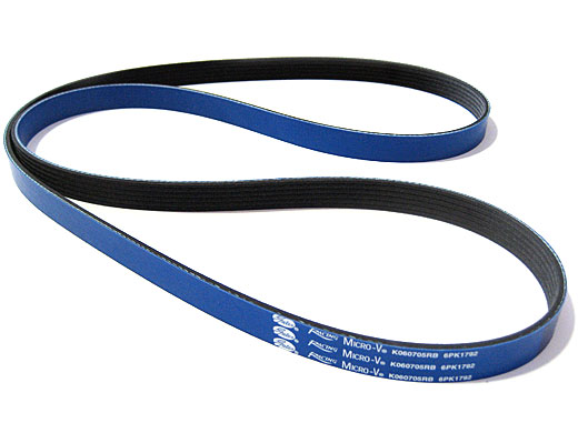 Gates Blue Racing Belt