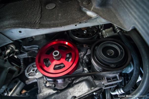 NonStopTuning Hyundai Veloster CR-Lite Crank Pulley