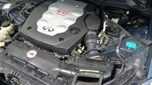 Infiniti G35 VQ35DE