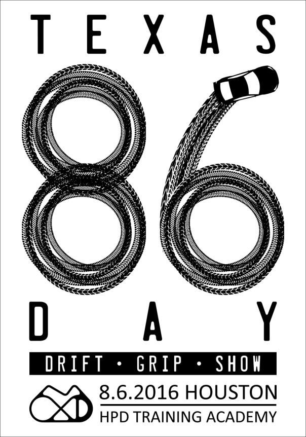 TX 86 DAY DECALS